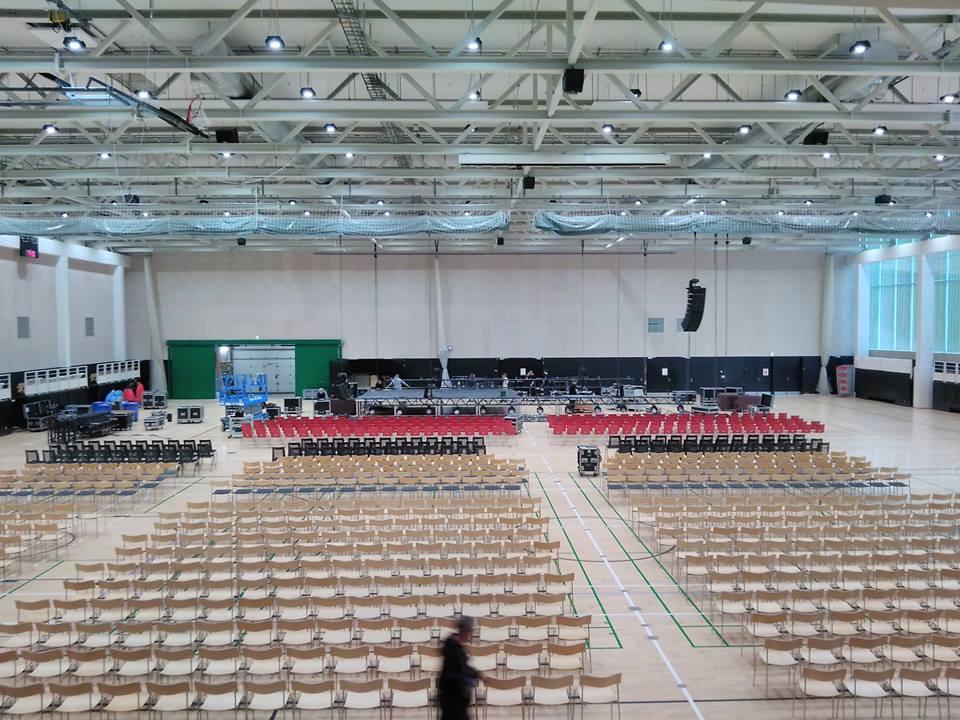 Sebastian - Birkerød Sport & Event-arena